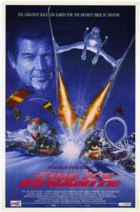 Fire, Ice and Dynamite - 27 x 40 Movie Poster - Style A
