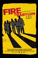 Fire in Babylon - 11 x 17 Movie Poster - Style A