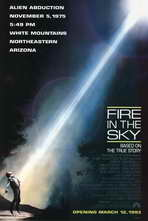 Fire in the Sky - 11 x 17 Movie Poster - Style A