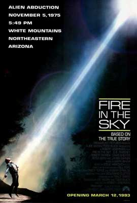 Fire in the Sky - 27 x 40 Movie Poster - Style A