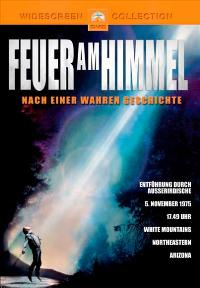 Fire in the Sky - 11 x 17 Movie Poster - German Style A