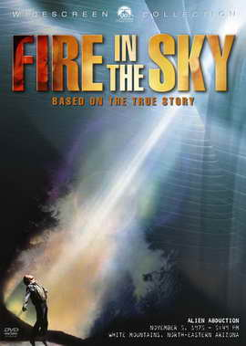 Fire in the Sky - 11 x 17 Movie Poster - Style B