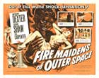 Fire Maidens From Outer Space - 22 x 28 Movie Poster - Half Sheet Style A