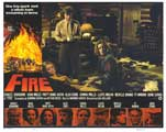 Fire - 11 x 14 Movie Poster - Style E