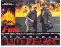 Fire - 11 x 14 Movie Poster - Style B