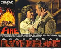 Fire - 11 x 14 Movie Poster - Style F