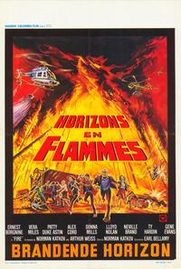 Fire - 27 x 40 Movie Poster - Belgian Style A