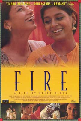 Fire - 27 x 40 Movie Poster - Style A