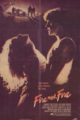 Fire with Fire - 11 x 17 Movie Poster - Style A