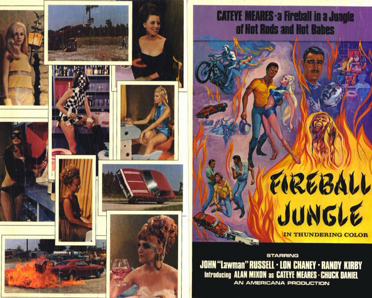 Fireball Jungle movie