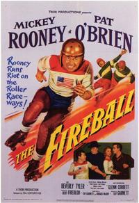 Fireball - 11 x 17 Movie Poster - Style B