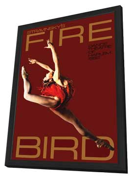 Firebird (Broadway) - 27 x 40 Movie Poster - Style A - in Deluxe Wood Frame