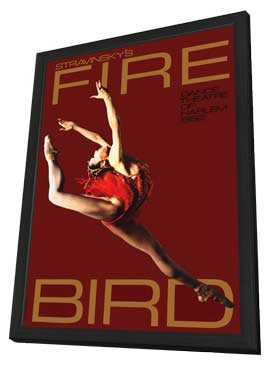 Firebird (Broadway) - 11 x 17 Poster - Style A - in Deluxe Wood Frame
