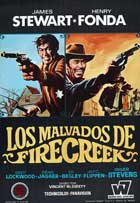 Firecreek - 11 x 17 Movie Poster - Spanish Style A