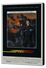 Firefox - 27 x 40 Movie Poster - Style A - Museum Wrapped Canvas
