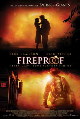 Fireproof - 11 x 17 Movie Poster - Style B