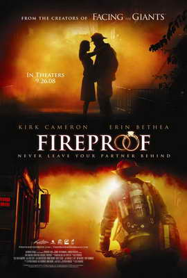 Fireproof - 27 x 40 Movie Poster - Style A