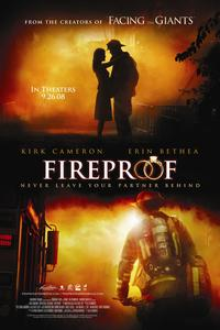 Fireproof - 43 x 62 Movie Poster - Bus Shelter Style A