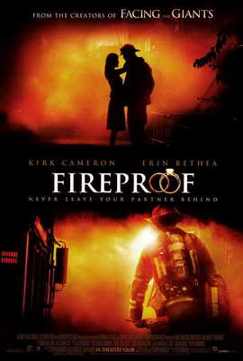 Fireproof - 27 x 40 Movie Poster - Style B