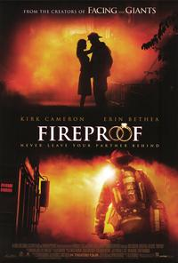 Fireproof - 43 x 62 Movie Poster - Bus Shelter Style B