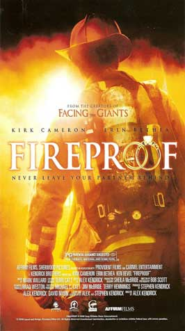Fireproof - 11 x 17 Movie Poster - Style D