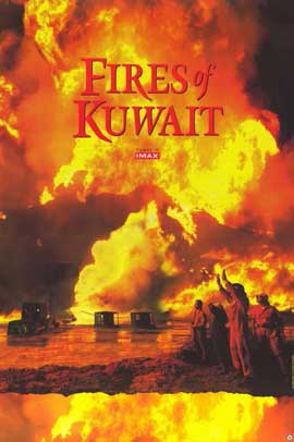 Fires of Kuwait (IMAX) - 11 x 17 Movie Poster - Style A