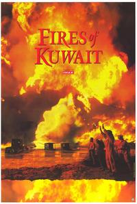 Fires of Kuwait (IMAX) - 43 x 62 Movie Poster - Bus Shelter Style A