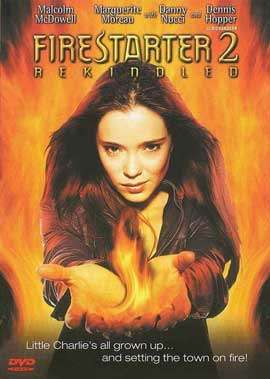 Firestarter 2: Rekindled (TV) - 11 x 17 Movie Poster - Style A