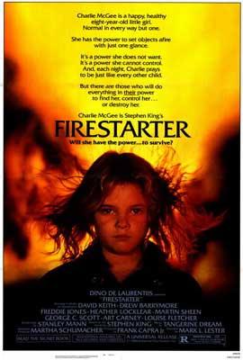 Firestarter - 27 x 40 Movie Poster - Style A