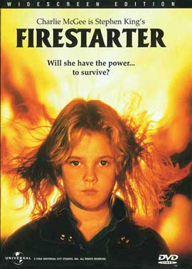 Firestarter - 27 x 40 Movie Poster - Style B