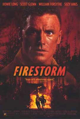 Firestorm - 27 x 40 Movie Poster - Style B