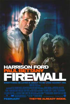 Firewall - 11 x 17 Movie Poster - Style A
