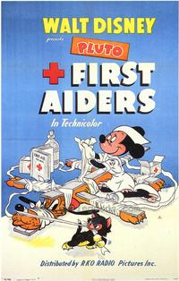 First Aiders - 43 x 62 Movie Poster - Bus Shelter Style A
