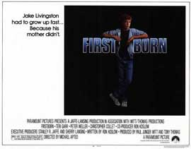 First Born - 11 x 14 Movie Poster - Style A