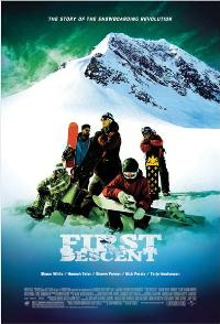 First Descent - 43 x 62 Movie Poster - Bus Shelter Style A