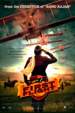 First Flight - 43 x 62 Movie Poster - Bus Shelter Style A