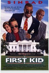 First Kid - 27 x 40 Movie Poster - Style A