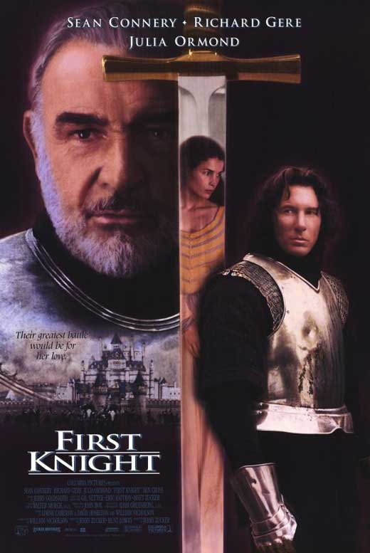 First Knight Movie Posters From Movie Poster Shop