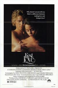 First Love - 11 x 17 Movie Poster - Style A