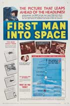 First Man into Space - 11 x 17 Movie Poster - Style A