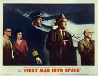 First Man into Space - 11 x 14 Movie Poster - Style A