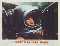 First Man into Space - 11 x 14 Movie Poster - Style G