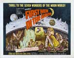 First Men in the Moon - 22 x 28 Movie Poster - Half Sheet Style A