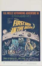 First Men in the Moon - 11 x 17 Movie Poster - Style C