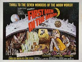 First Men in the Moon - 11 x 14 Movie Poster - Style A