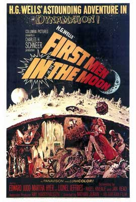First Men in the Moon - 27 x 40 Movie Poster - Style A