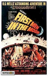 First Men in the Moon - 43 x 62 Movie Poster - Bus Shelter Style A