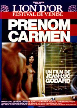 First Name: Carmen - 11 x 17 Movie Poster - French Style A