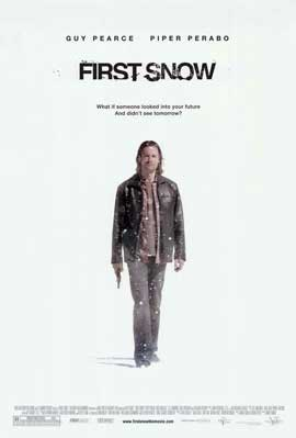 First Snow - 11 x 17 Movie Poster - Style A