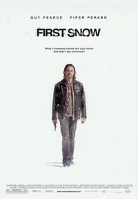 First Snow - 43 x 62 Movie Poster - Bus Shelter Style A
